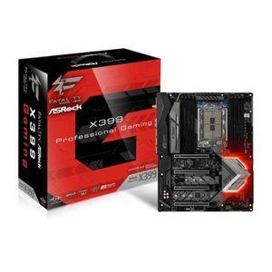 PROCESSEUR ASRock Fatal1ty X399 Professional Gaming AMD X399