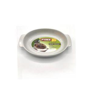 Plat oval gratin 25 X 20 cm Arcuisine