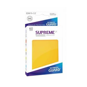 CARTE A COLLECTIONNER Ultimate Guard - Ultimate Guard - 60 pochettes Sup