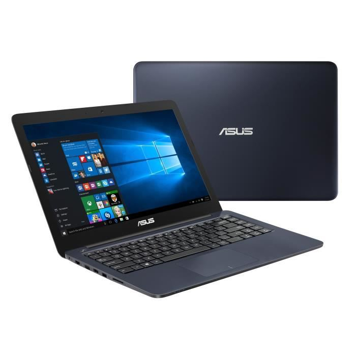 Asus pc portable e402ba fa010t 14 fhd ram 4go amd dual core a9 9400 stockage 256go ssd amd radeon r5 windows 10