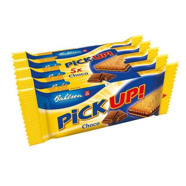 Biscuits fourrés chocolat au lait x 5 Bahlsen