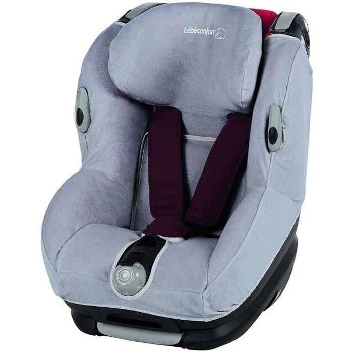Housse d'Été Bébé Confort pour Siège auto Opal de Groupe 0 + / 1, Cool Grey