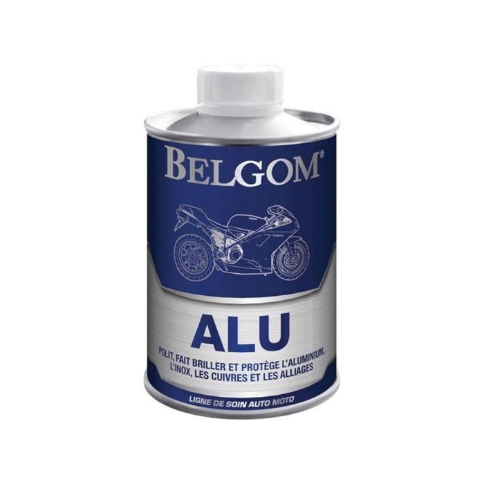 Belgom alu 250CC spécial polissage et brillance BELGOM 090250