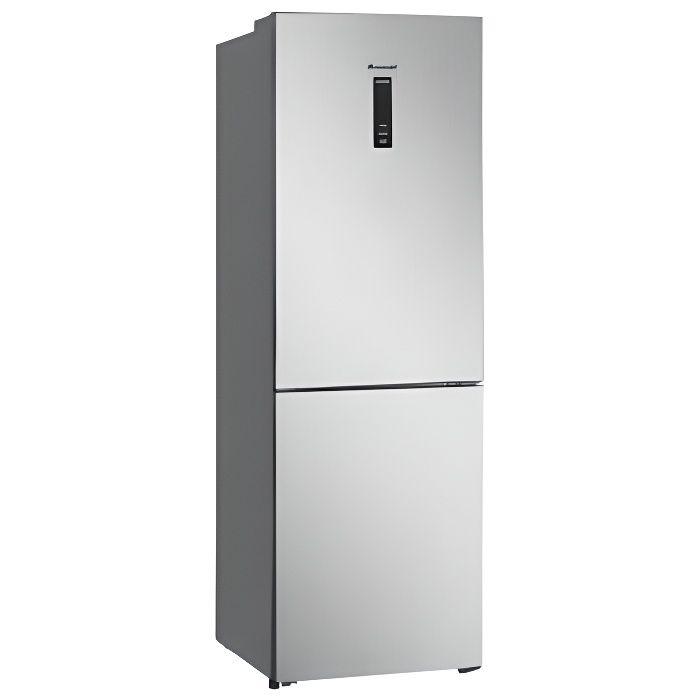 Réfrigérateur combiné Brandt BFC8632NX A+++