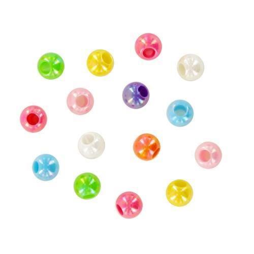 CTOP Perles Acryliques Nacrées 6 mm