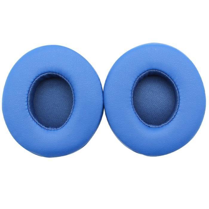 1 paire de coussinets Pour Écouteurs Nouveaux Houseses De Casque Compatibles Solo2.0 couvre-volant confort conducteur passager
