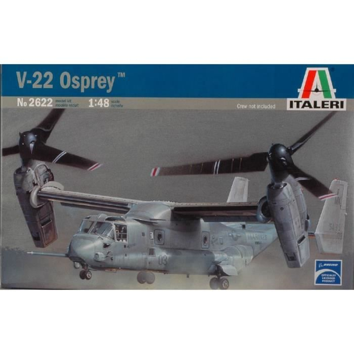 ITALERI IT2622 V-22 OSPREY KIT 1:48 maquette MODEL