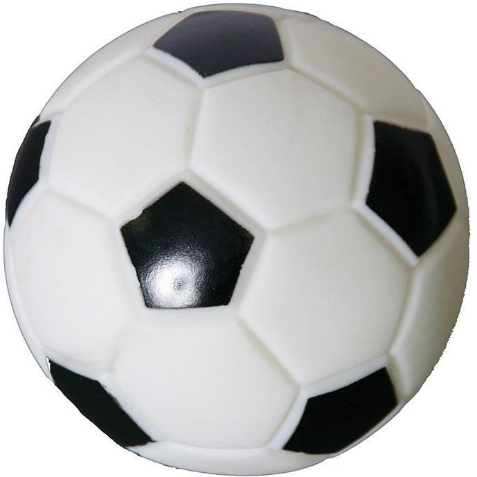 Jouet chien ballon foot 10cm