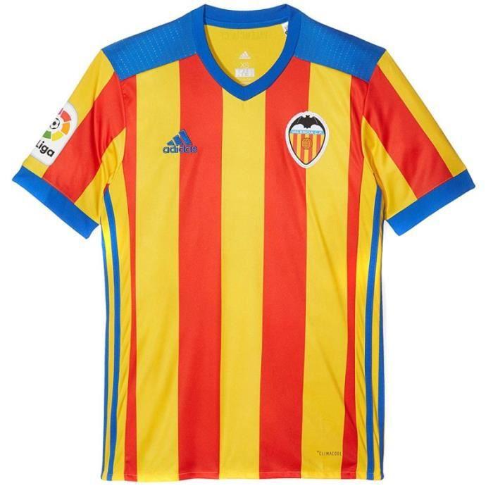 Valence CF Maillot rouge/jaune homme Adidas