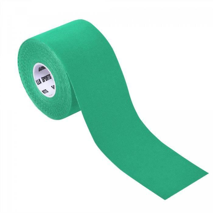 Bandes de kinésiologie - 2,5 cm à 10 cm - 14 couleurs