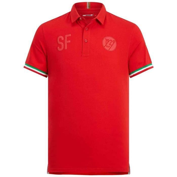 Polo Ferrari Scuderia Officiel Team F1 Edition SF 1929 Officiel Formule 1