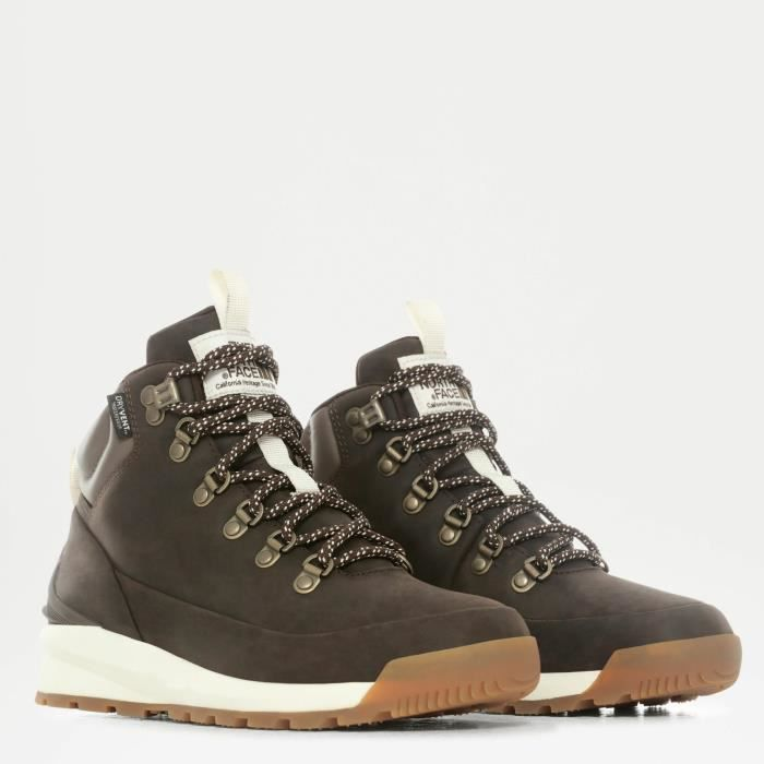 Chaussures de lifestyle femme The North Face Waterproof-leather