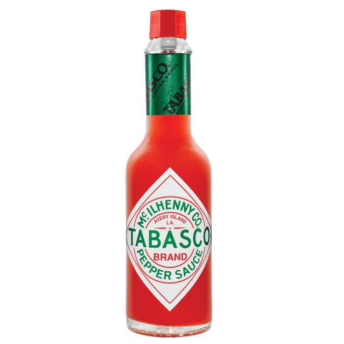TABASCO Sauce Epicée Rouge - 60 ml