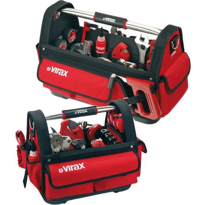 Sac à outils textile - Lg : 34 cm - charge util…