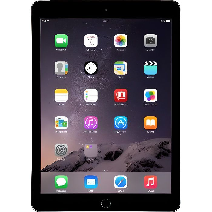 TABLETTE TACTILE Apple iPad Air 2 Wi-Fi Cell 16GB Space Gray