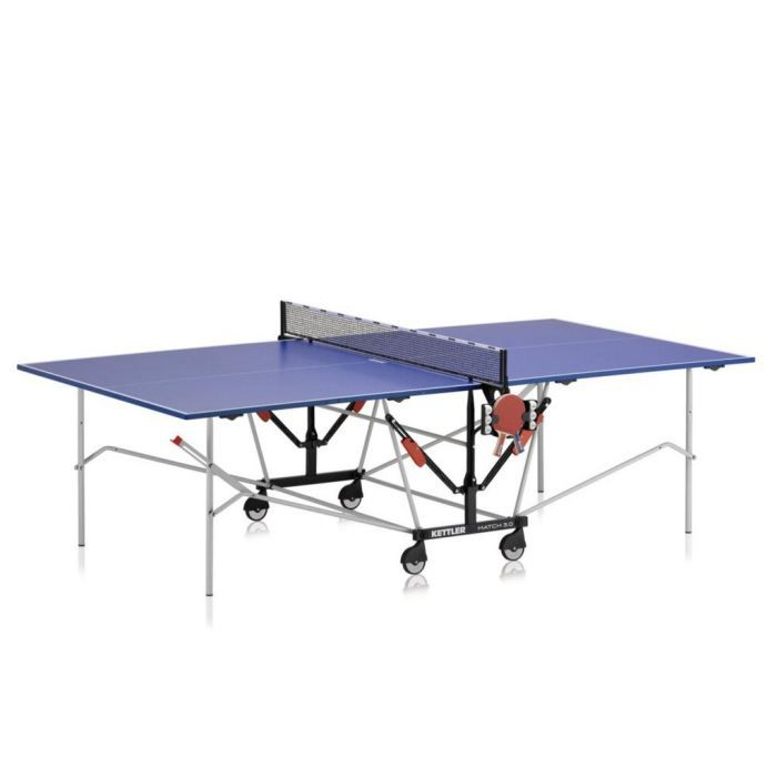 Table de ping pong match 3 0 int rieure kettler achat vente table tennis - Achat table ping pong ...