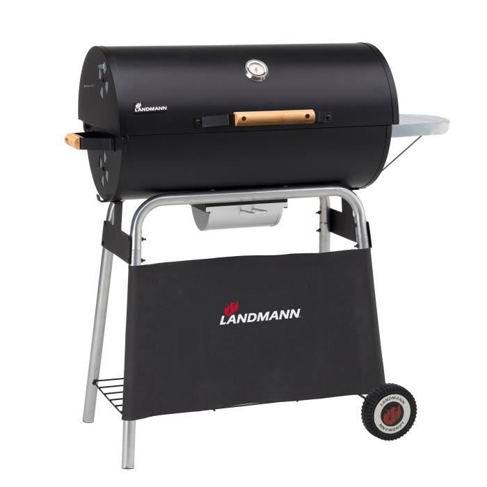 BARBECUE LANDMANN Barbecue à charbon Black Taurus 660 Exper