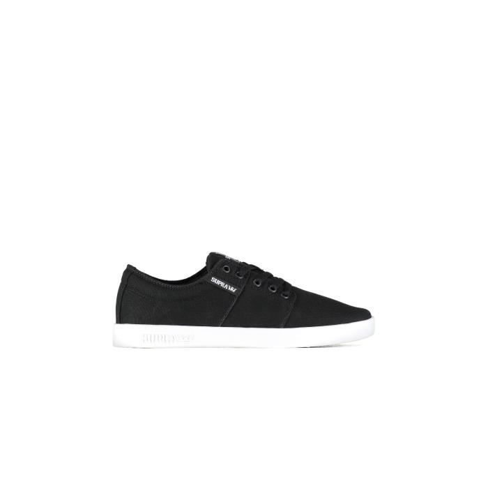 Baskets Supra Supra Stacks Ii Noir Homme