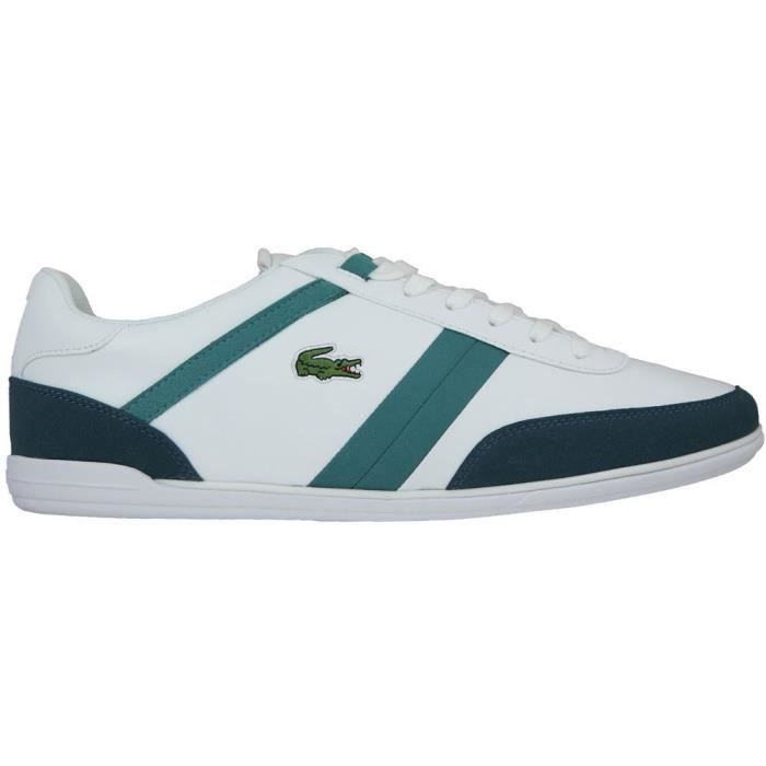 Chaussures Lacoste Giron 316 1 Spm Wht