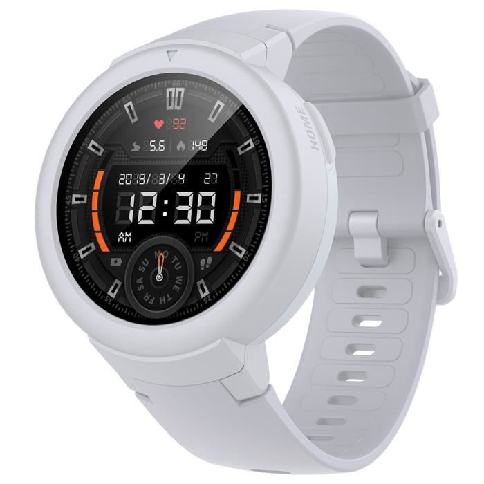 MONTRE CONNECTÉE Montre Connectée GPS-AMAZFIT Verge Lite AMOLED 1,3