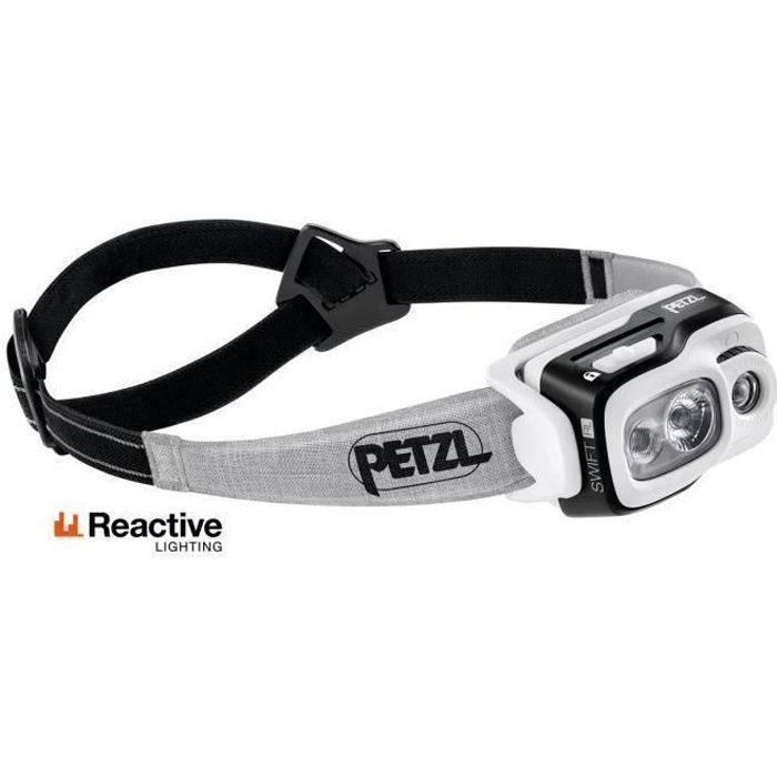 PETZL Reactik Lampe Frontale Mixte