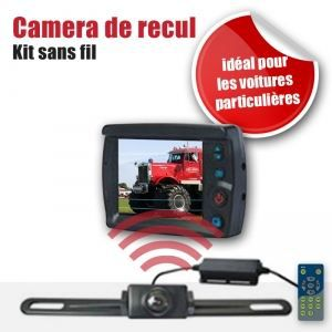 Kit radar de recul sans fil