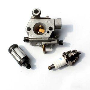 Air Filtre à carburant pour STIHL MS260 MS 260 024 026 Tronçonneuse pièces