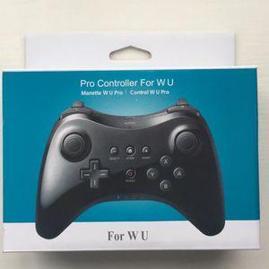 ADAPTATEUR MANETTE Manette Jeux Vidéo Manette Wii U Pro Bluetooth Con