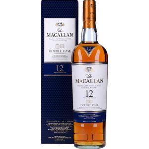 WHISKY BOURBON SCOTCH Liqueur (ou Alcool) - The Macallan Double Cask 12