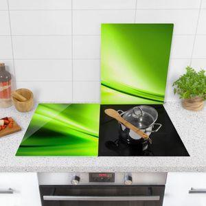 PLAQUE INDUCTION Couvre plaque de cuisson - Green Valley - 52x80cm,