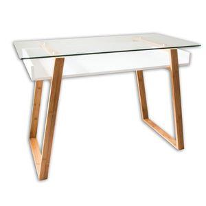 BUREAU  BonVivo Table Bureau secrétaire Massimo Moderne -