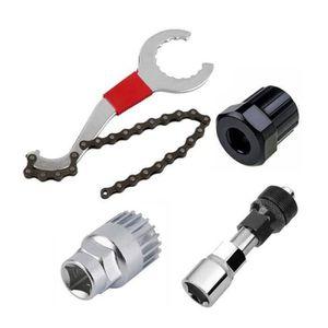 OUTILLAGE VÉLO Mountain Bike Repair Tool Kits de velo Chaine DEPO