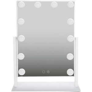 Kit de Lampes Miroir de Style Hollywood Lampe de Miroir avec 10 Luminosit/é dimmable et 3 modes de couleur r/églables /Éclairage pour coiffeuse LED Lampe de Miroir