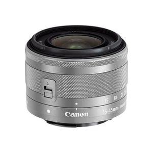 OBJECTIF CANON Objectif 15-45 mm f/3,5-6,3 Zoom - Diamètre