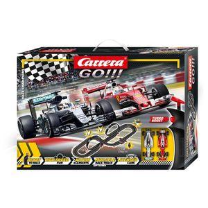 CIRCUIT CARRERA GO!!! - Race Champions circuit électrique
