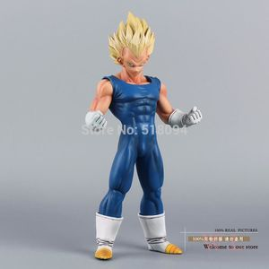 FIGURINE - PERSONNAGE Figurine Dragon Ball Z Super Saiyan Vegeta 25cm