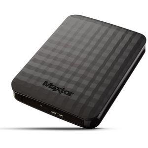 DISQUE DUR EXTERNE MAXTOR M3 Disque dur externe HDD - 500 Go - USB 3.