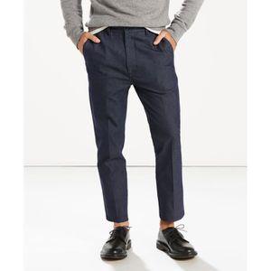 PANTALON 502 - Pantalon chino - bleu