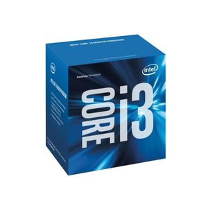 PROCESSEUR CPU Intel Core i3-7100 / LGA1151 / Box - BX80677I3