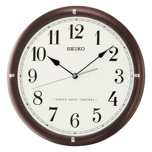 Model No. QXH068B Seiko Double carillon pendule horloge murale