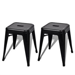 tabouret metal achat vente tabouret metal pas cher. Black Bedroom Furniture Sets. Home Design Ideas