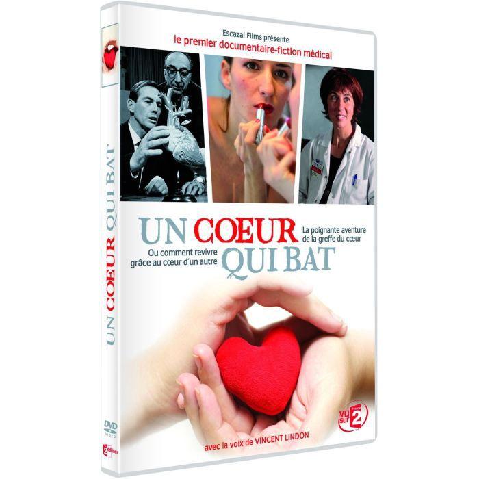 DVD Un coeur qui bat