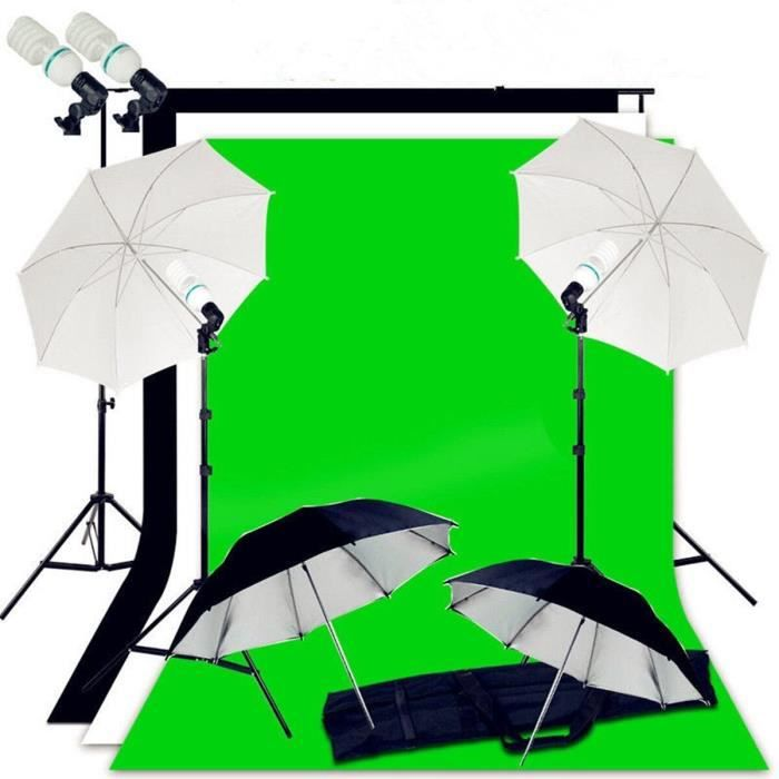Abeststudio Kit d'éclairage pour studio photo