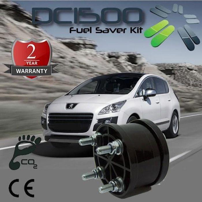 Économiseur carburant Générateur HHO Kit DC1500