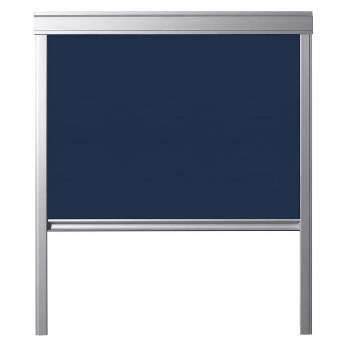 Store Occultant pour VELUX U08, 808, 8, Bleu Foncé