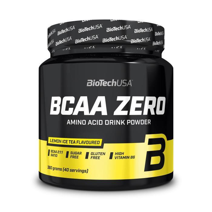 BCAA ZERO - Ice Tea Citron