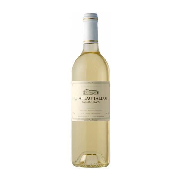 Caillou Blanc du Château Talbot - Bordeaux AOC - 2014