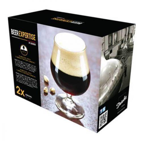 Set de 2 Verres a Biere Beer Expertise Breughel