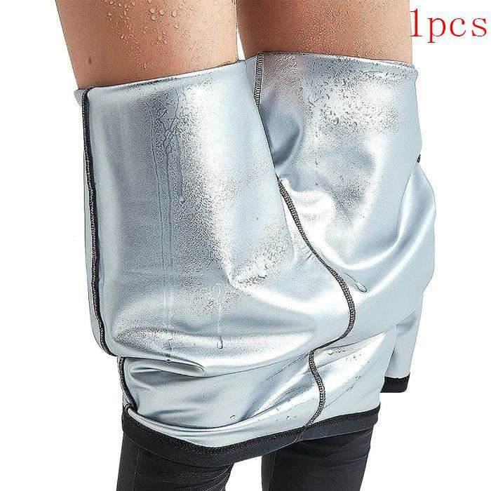 9pcs Pantalon de Perte de Poids Pantalon de Sauna,Pantalon de Sudation,Legging Minceur,Femmes Sudation Minceur Pantalons Néoprène
