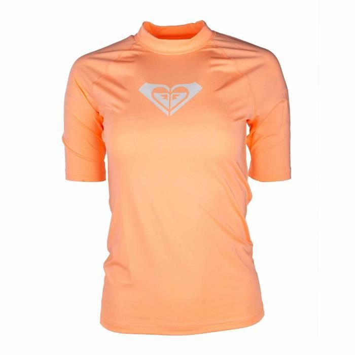 Tee shirt manches courtes protection uv Femme ROXY